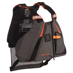 1 - Onyx MoveVent Dynamic Paddle Sports Life Vest - XL/2X by