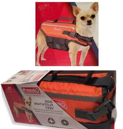 1 Coleman Dog Up To 15 Lbs Durable High Visibility Adjustabl