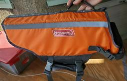 1 Coleman Dog Up To 85 Lbs Durable High Visibility Adjustabl