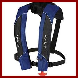1 Onyx A/M 24 Automatic/Manual Inflatable PFD Life Jacket BL