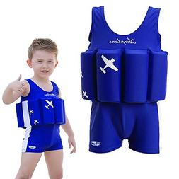 Supfirefly 2 in 1 Swim Trainer Vest Pool Floats Neoprene Lif