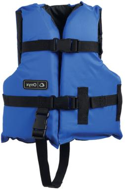Absolute Outdoors 103000500001 Youth Small Blue/Black Life J