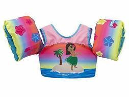 Body Glove 13226-ONE-HULAGRL Kids Paddle Pal Hula Girl Learn