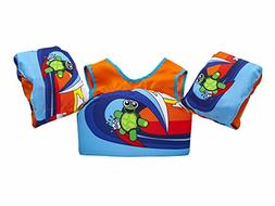 Body Glove 13226-ONE-SRFTRT Kids Paddle Pal Surfer Turtle Le