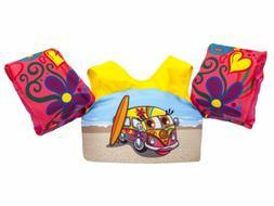 Body Glove 13226-ONE-SRFVAN Kids Paddle Pal Surfer Van Learn