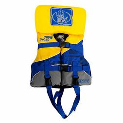 Body Glove Vision Infant Life Jacket US Coast Guard Approved