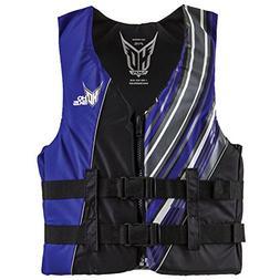 2014 HO Men's Infinite Vest Black/Blue - XXL