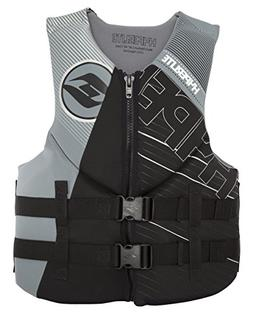 Hyperlite Indy Neo Life Vest - Men's Grey Medium