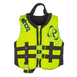 Ronix 2016 Vision Boy's Front Zip CGA Vest Child  Kid's Life