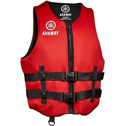 Yamaha 2016 Waverunner Men's Value Neoprene Life Jacket Vest