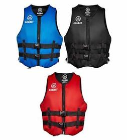 Yamaha 2016 Waverunner Value Neoprene Life Jacket Vest PFD
