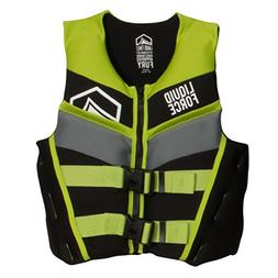 Liquid Force 2017 Fury CGA Youth Vest  Kid's Life Jacket