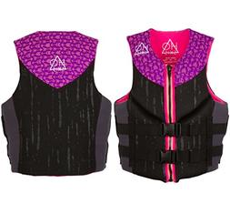 2017 HO Women's Pursuit Life Vest - LARGE