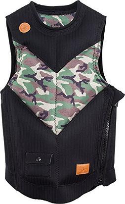 Hyperlite JD Webb NCGA Wakeboard Vest Mens Sz M