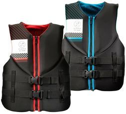 2020 HYPERLITE Men's Indy Neoprene Harmonized CGA Wake Vest