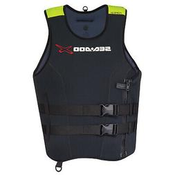 2020 SEA-DOO FORCE PULLOVER LIFE JACKET 2867581290 X-LARGE B