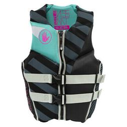 Body Glove 20224W Women's Phantom Watersports Life Jacket, L