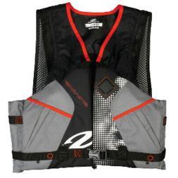 Stearns 2220 Comfort Series Adult Life Vest PFD - Black - XX