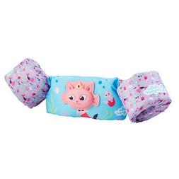Puddle Jumper 3000005715 Kids Life Jacket 3D Cat Mermaid 30-