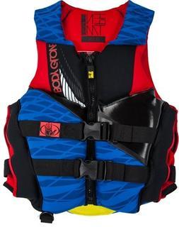 SPORT DIMENSION BODY GLOVE 5350145 Men's Phantom Vest, Large