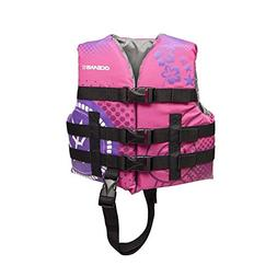 Oceans7 US Coast Guard Approved, Child Life Jacket, Type III