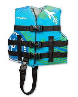 Oceans 7 US Coast Guard Approved, Child Life Jacket, Type II