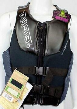 $75 Mens Body Glove Jet Pilot Revolt Water Ski Life Jacket P