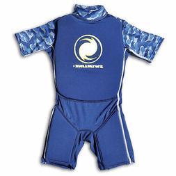 Swimline 9894B Lycra Boy's Floating Swim Trainer Wet Suit Li
