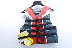 Can-Am 9003060630 Ladies Medium Red Motion Life Jacket QTY 1
