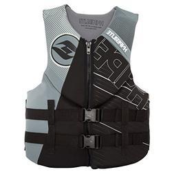 Hyperlite Indy Neo Life Vest - Men's Grey Large