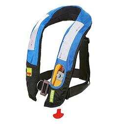 KOTA In-Sight Manual Inflatable Life Jacket for Adults