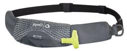 Onyx M-16 Manual Inflatable Belt Pack Life Jacket Paddle Boa