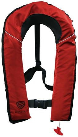 New Onyx A/M 24 Automatic/Manual Inflatable Life Jacket Life