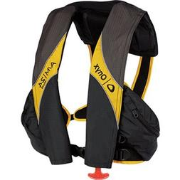 Onyx A/M-24 Deluxe Automatic/Manual Inflatable Life Jacket -