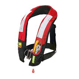 Eyson A/M-33 Inflatable Life Jacket Life Vest for Adult Auto