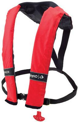 ABSOLUTE OUTDOORS ABS A-24 MANUAL LIFE JACKET