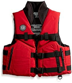 Mustang Survival Accel 100 High-Speed PFD, Red/Black, X-Larg