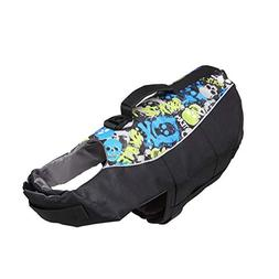 Dora Bridal Adjustable Dog Life Jacket Rubber Handle Pet Pup