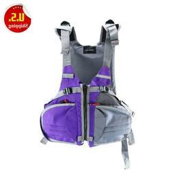 Amarine-made Adjustable Size Life Jacket/Personal Floatation