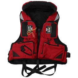 DSGS Adult Adjustable Buoyancy Aid Swimming Boating Sailing