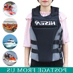 Adult Child Life Jacket Vest Water Ski Wakeboard drift Snork