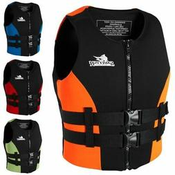 Adult Life Jacket Drifting Swimming Boating Fishing Sailing