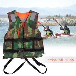 Lixada Adult Lifesaving <font><b>Jacket</b></font> Aid <font