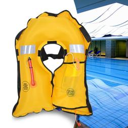 Adult Manual/ Automatic Inflatable Life Jacket Inflation 150
