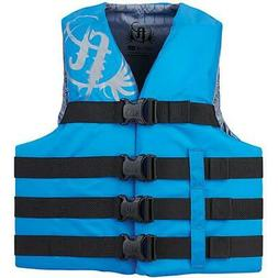 FULL THROTTLE Adult Nylon Watersports Vest Large/X-Lrg  1122