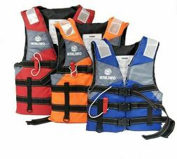Adult Professional Outdoor Swimwear Life Jacket Drifting Wat