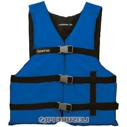 Airhead Adult Universal Nylon Life Jacket with Open Sides