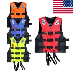 Adult Water Sports Life Jacket Outdoor Swimming Boating Vest