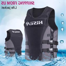 Adults Kids Swimming Fishing Life Jacket Sailing Kayak Fly F