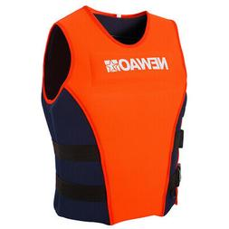 Hot Safety Life Jacket Vest Adult Fully Enclosed Water Sport